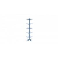 Stand rotativ rectangular