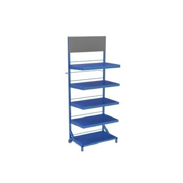 Stand mixt raft tabla etajat mobil