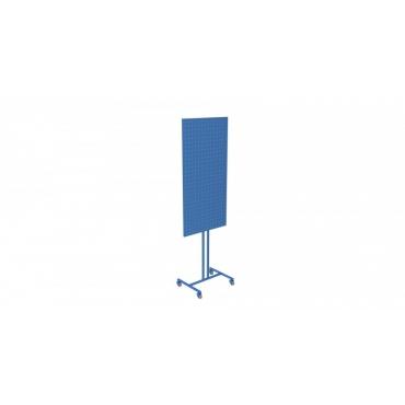 Stand model tabla perforata semi-inaltime